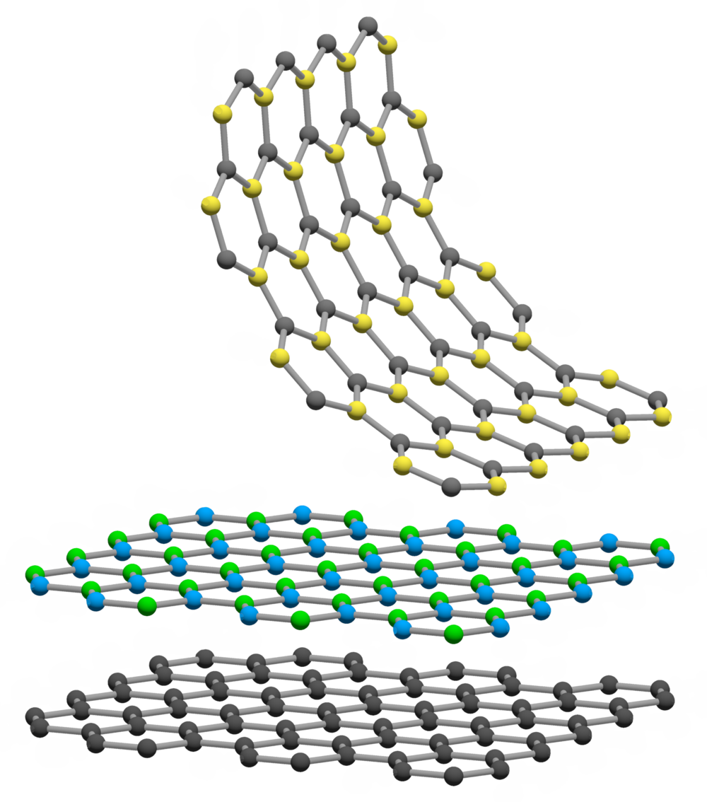 2D materials, such as transition metal dichalcogenides, graphene, hexagonal boron nitride, and many others can be stacked together to form heterostructures with new physical properties.