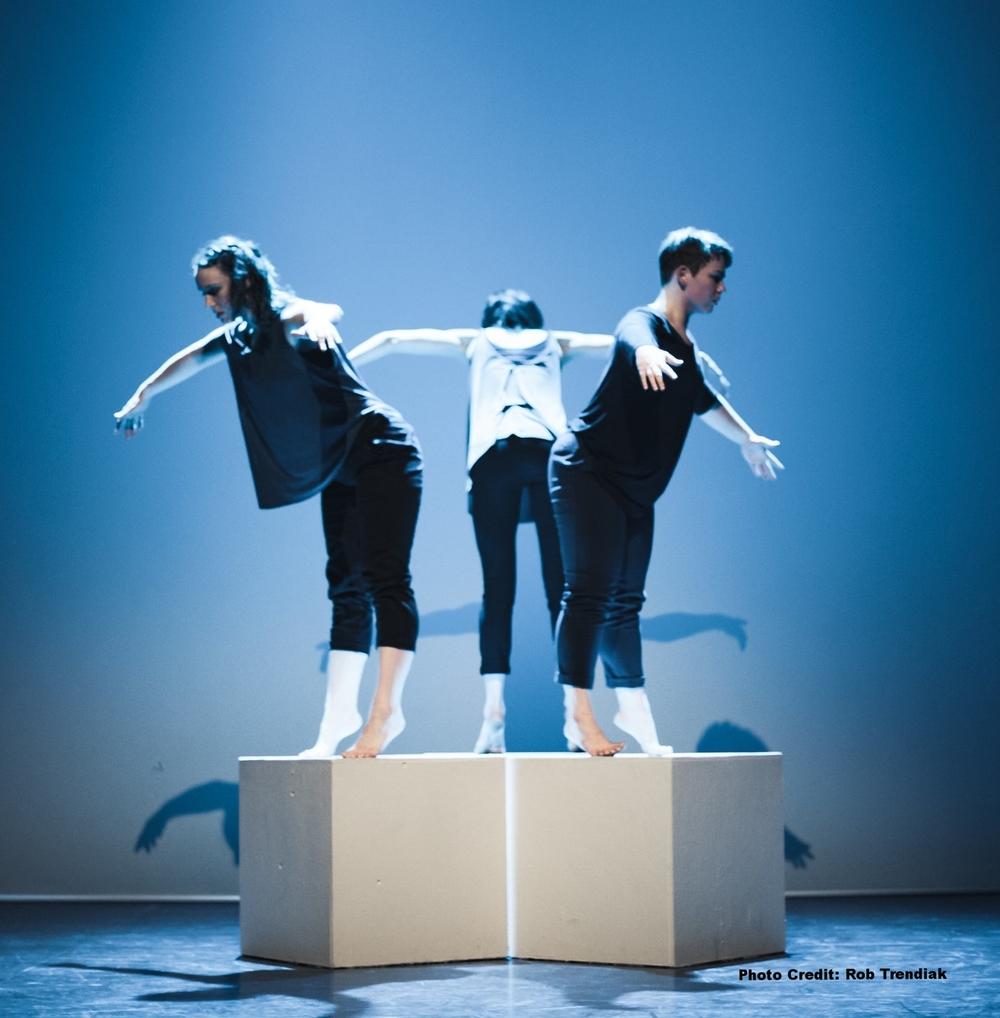 Welcome Mirror Dance Program