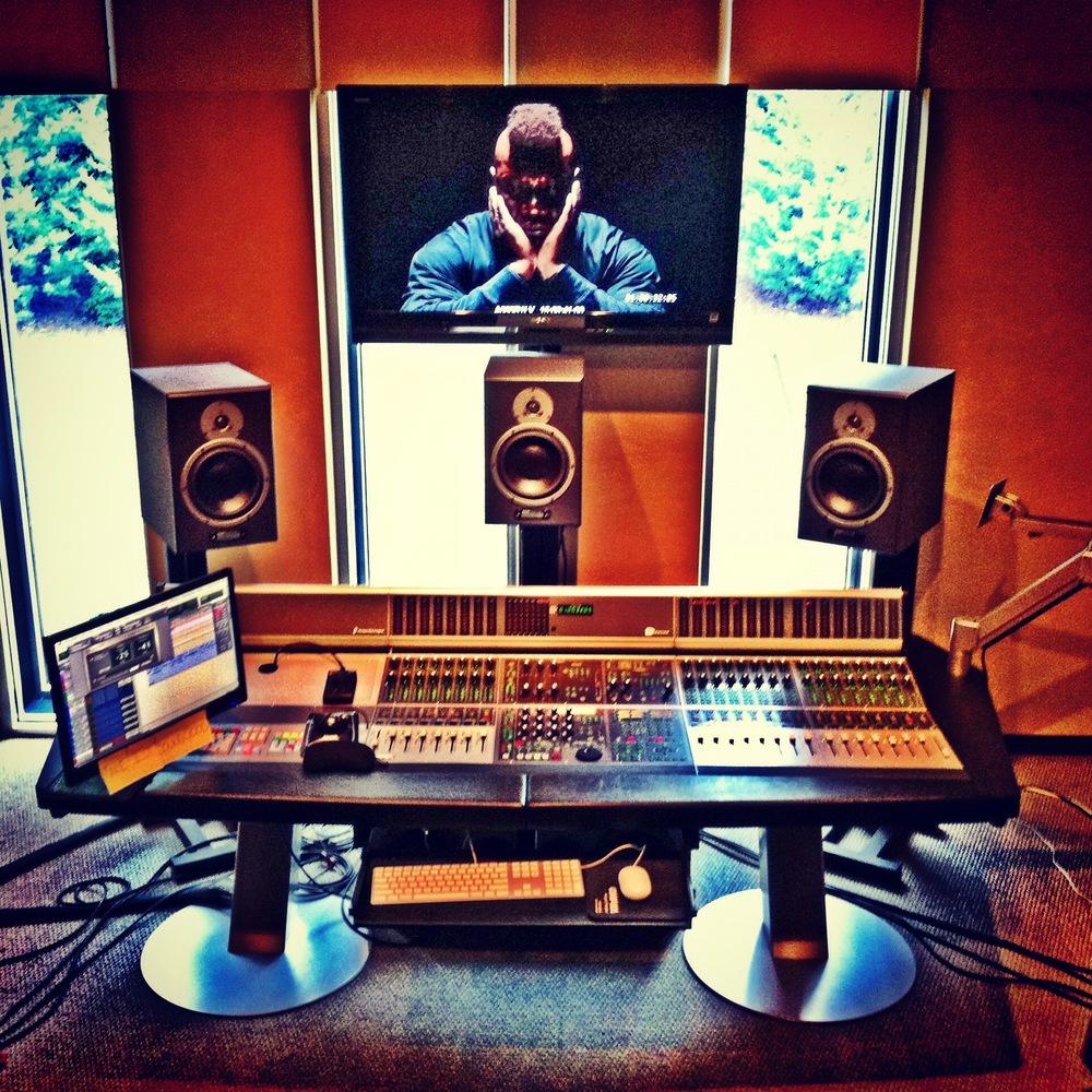 Mixing Mafia - Studio C , Paragon Studios