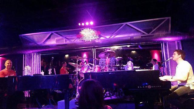 Dulling pianos 🎹 #Nashville