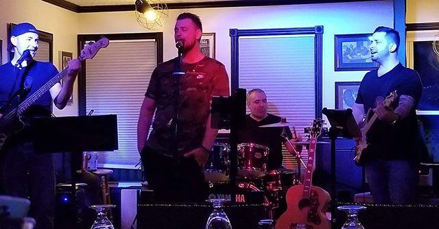 @john_shakey @lennondanielsmusic @guitarheromatteo @lakesimcoearms #Bandana #LennonDaniels