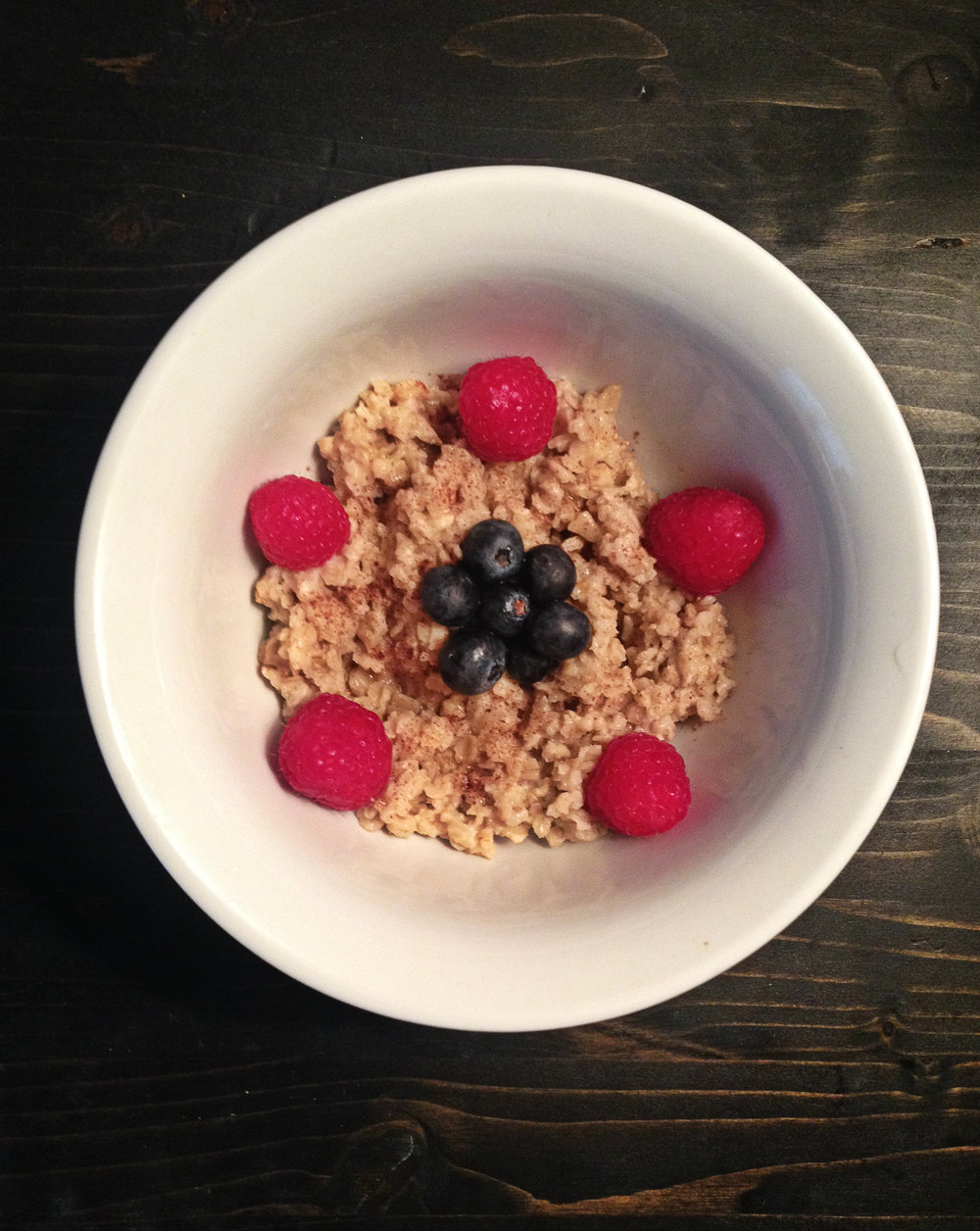 Quick & Easy Morning Oats