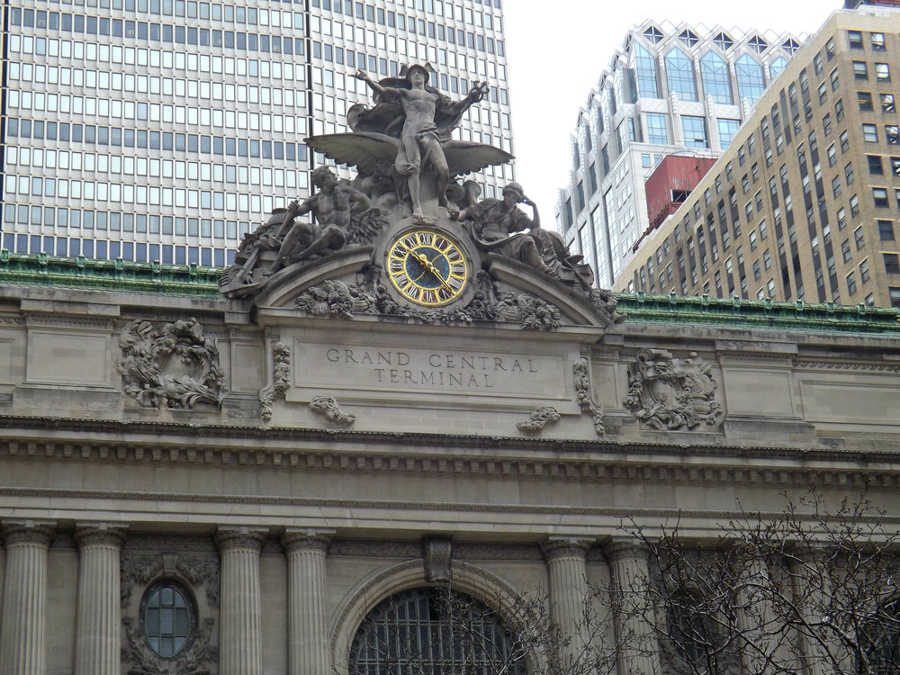Grand Central Station | Tall Girl Meets World
