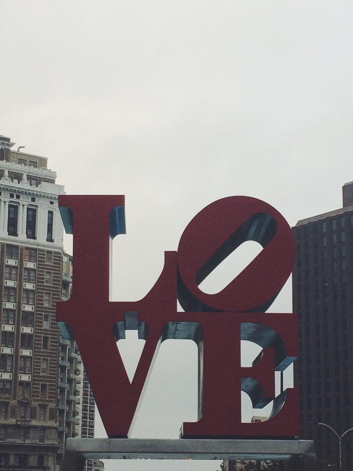 LOVE Sign | Tall Girl Meets World
