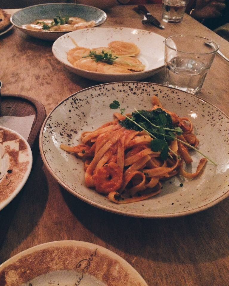 Cibo Pastas | Tall Girl Meets World