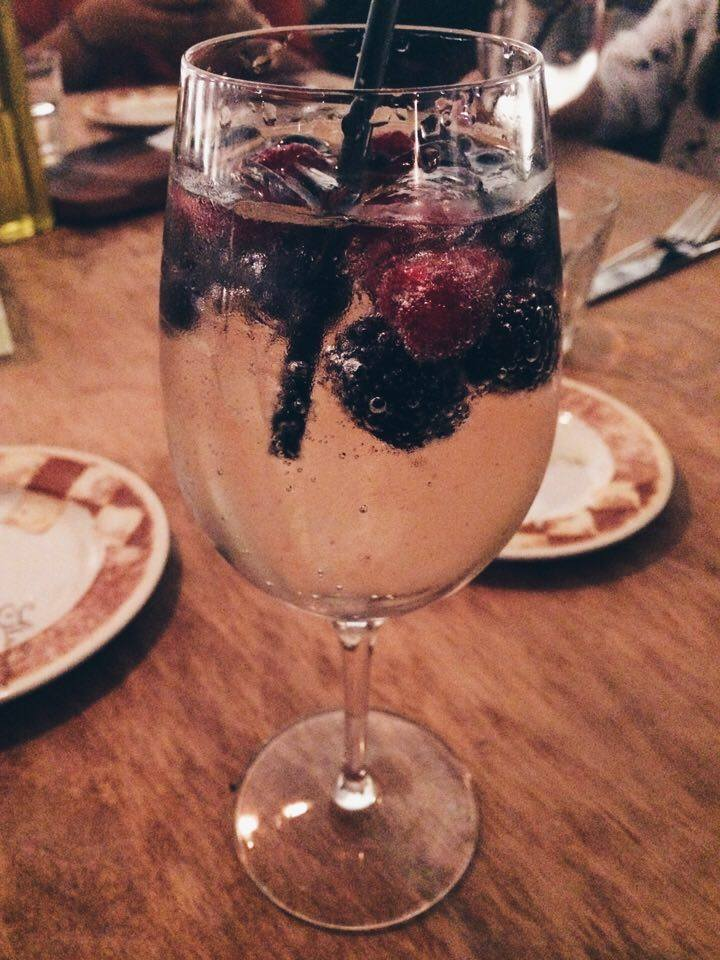 Cibo Sangria | Tall Girl Meets World
