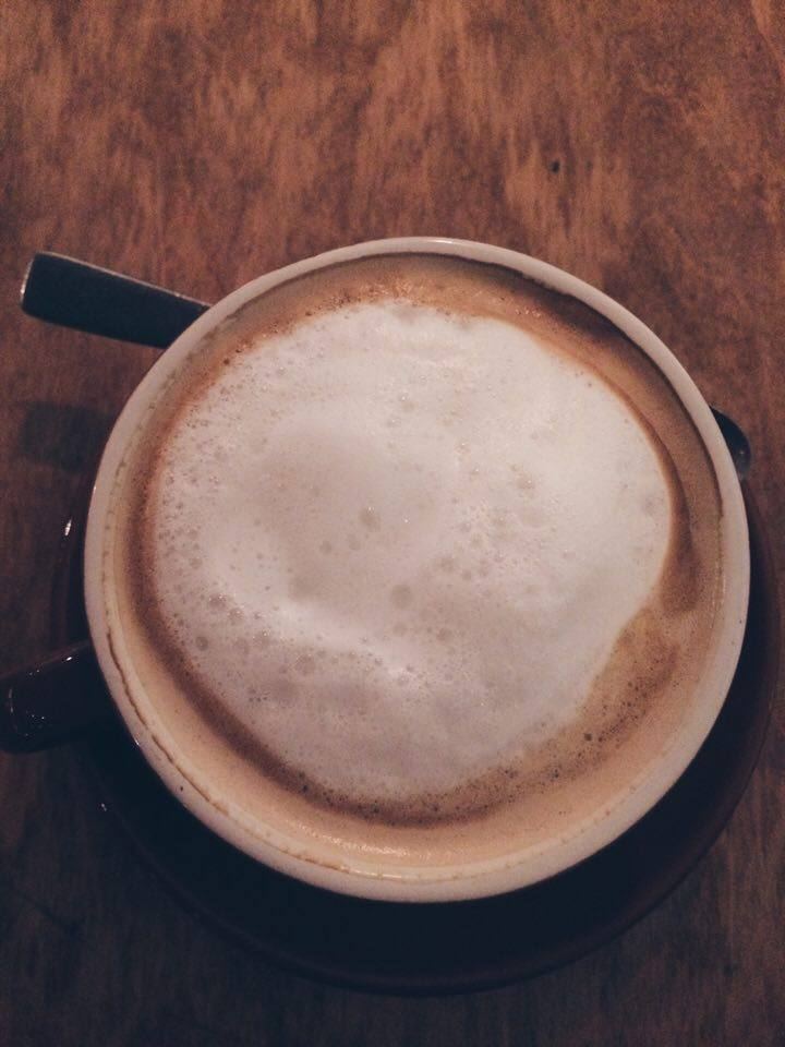 Cibo Cappuccino | Tall Girl Meets World