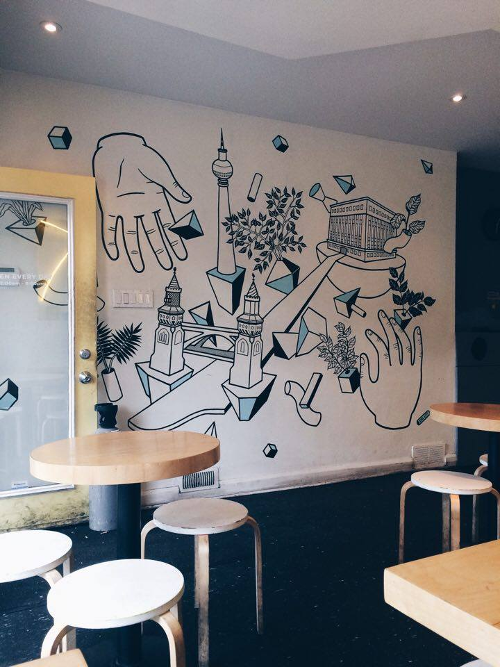Otto's Döner Wall Art | Tall Girl Meets World