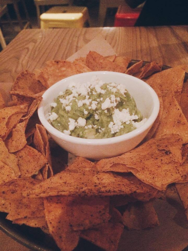Nachos and Guacamole | Tall Girl Meets World