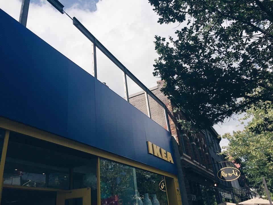 IKEA Logo | Tall Girl Meets World