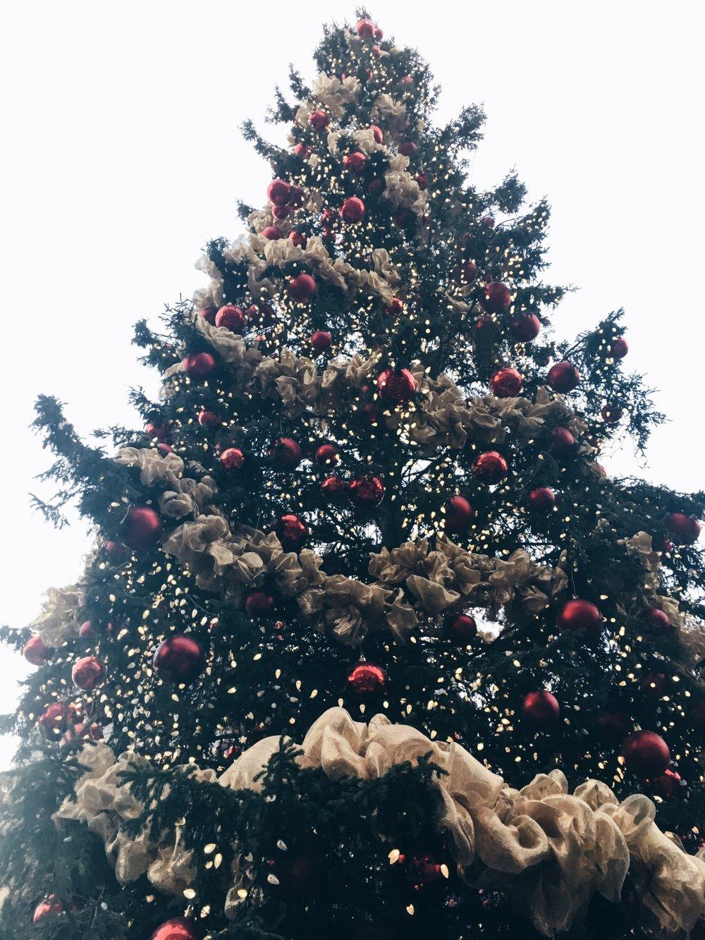 TCM Christmas Tree | Tall Girl Meets World