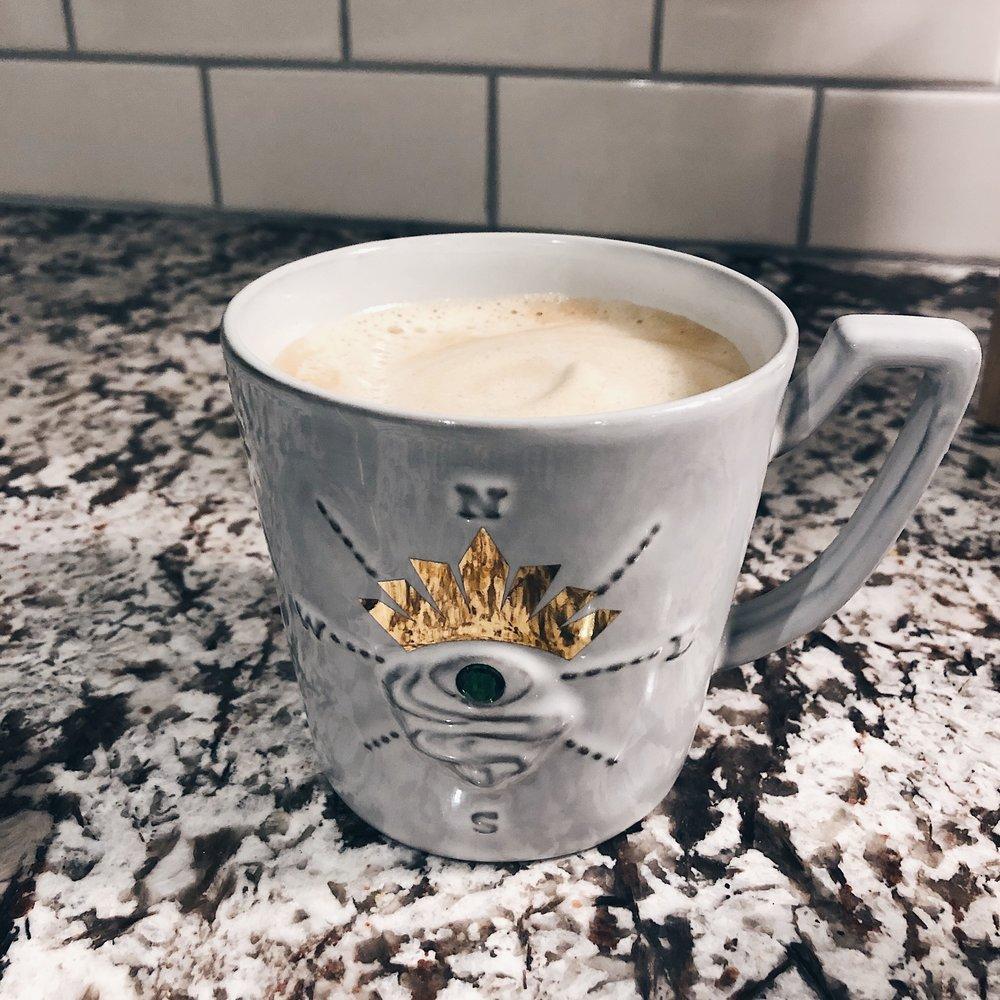 Latte in Starbucks Mug | Tall Girl Meets World