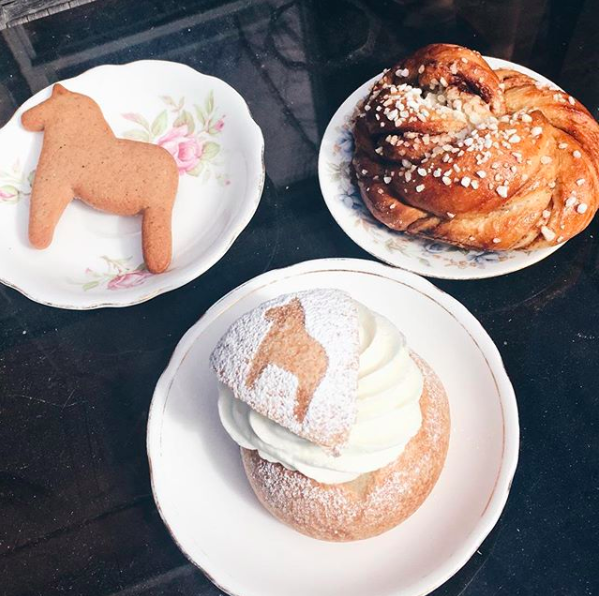 Fika Treats | Tall Girl Meets World