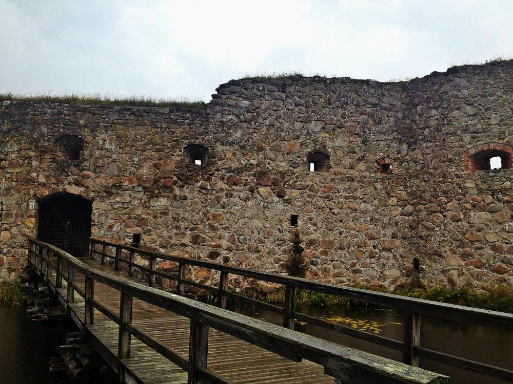 Växjö Ruins Up Close | Tall Girl Meets World