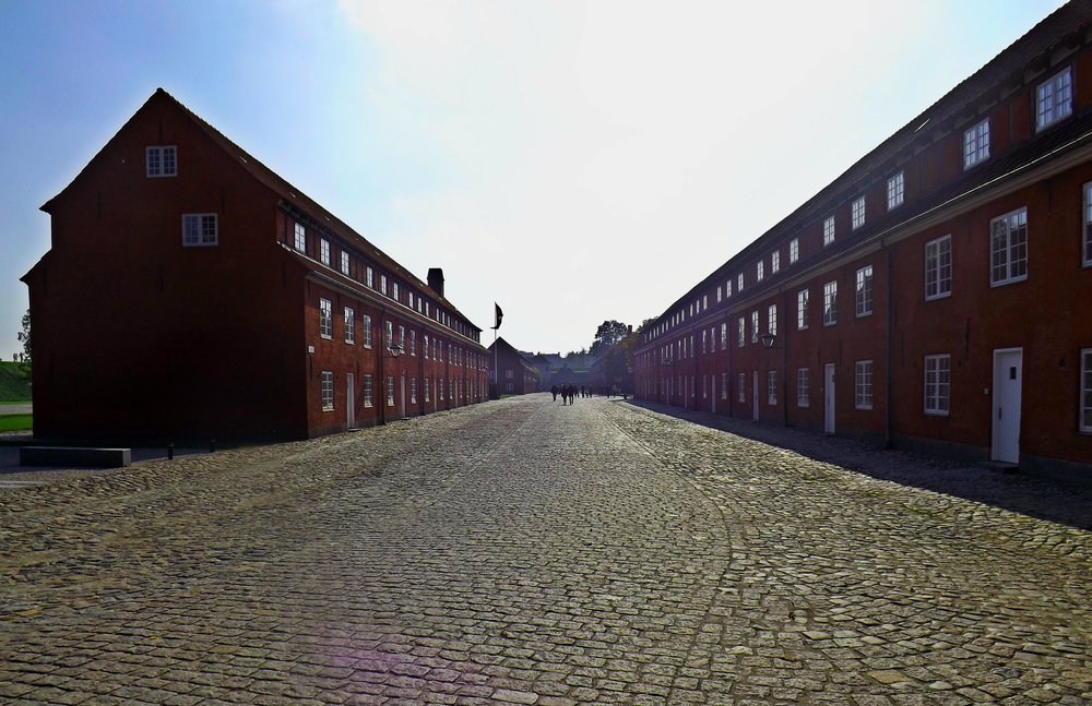 Copenhagen Military Base   Tall Girl Meets World