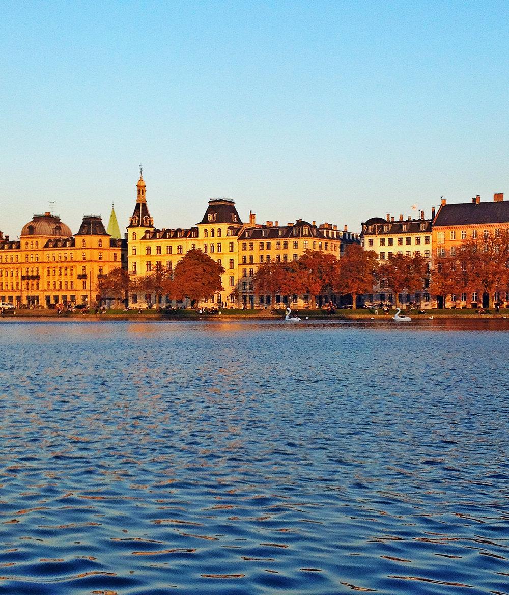 Fall in Copenhagen   Tall Girl Meets World
