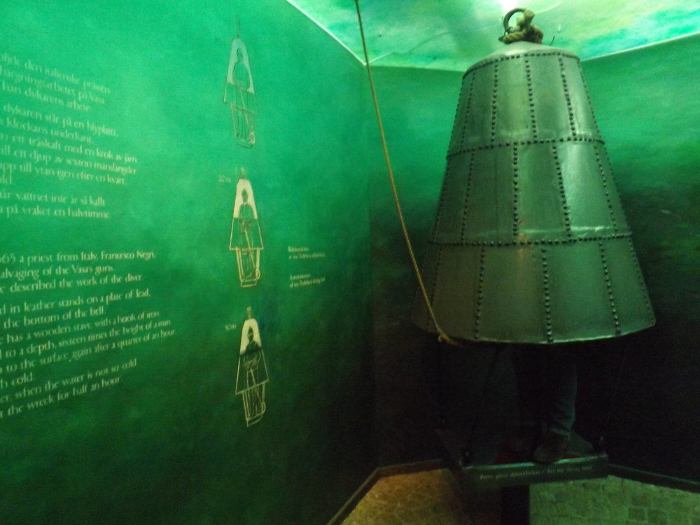 Bell in the Vasa Museum | Tall Girl Meets World
