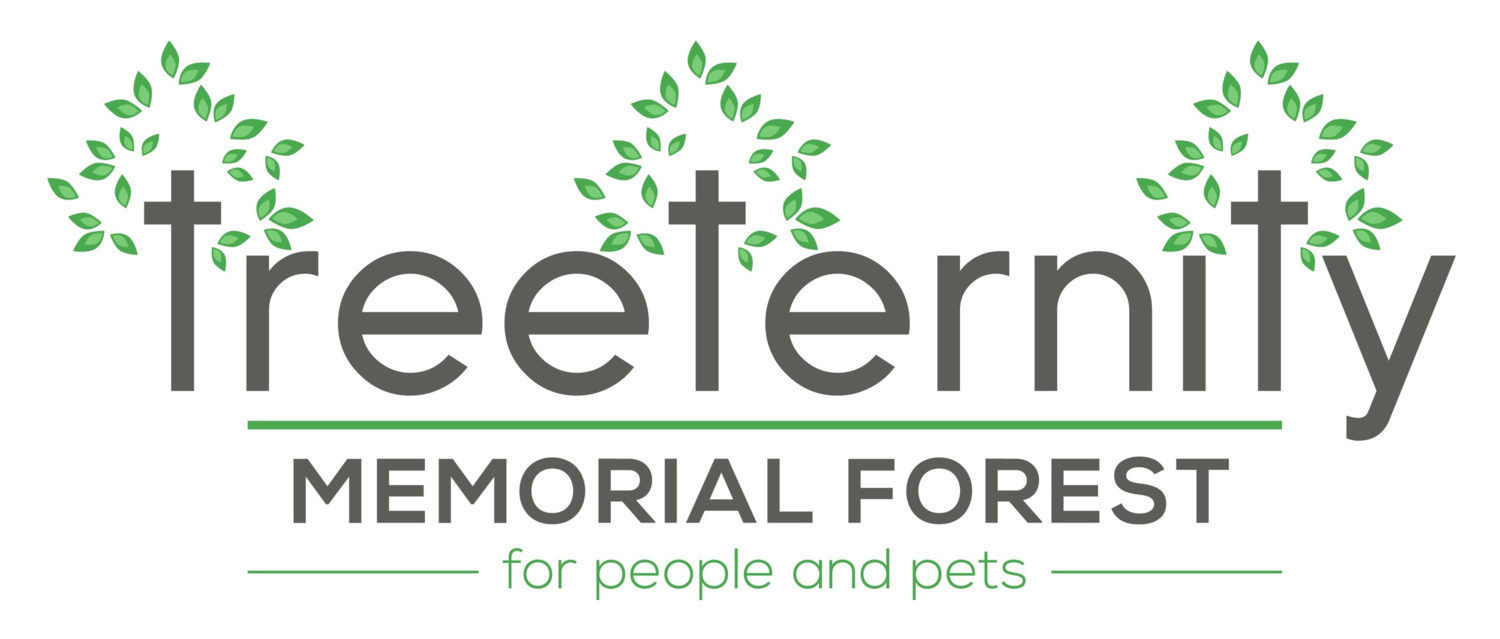 Treeternity Memorial Forest for People, Pets and Life Events