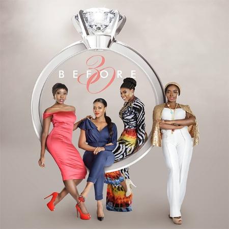 (L-R): Nkem, Temilola, Ama, Aisha. Photo Credit: @B430TV.