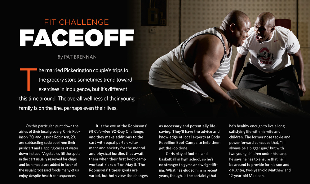 Face off FIT Challenge