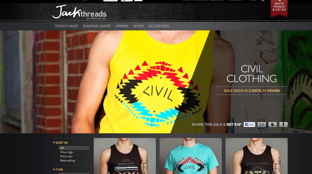 Civil Clothing