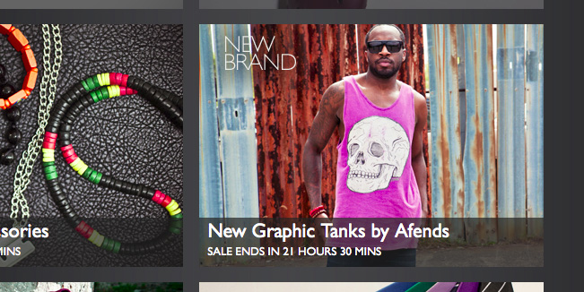 Afends Graphic Tanks