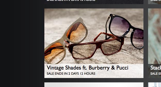 Vintage Shades