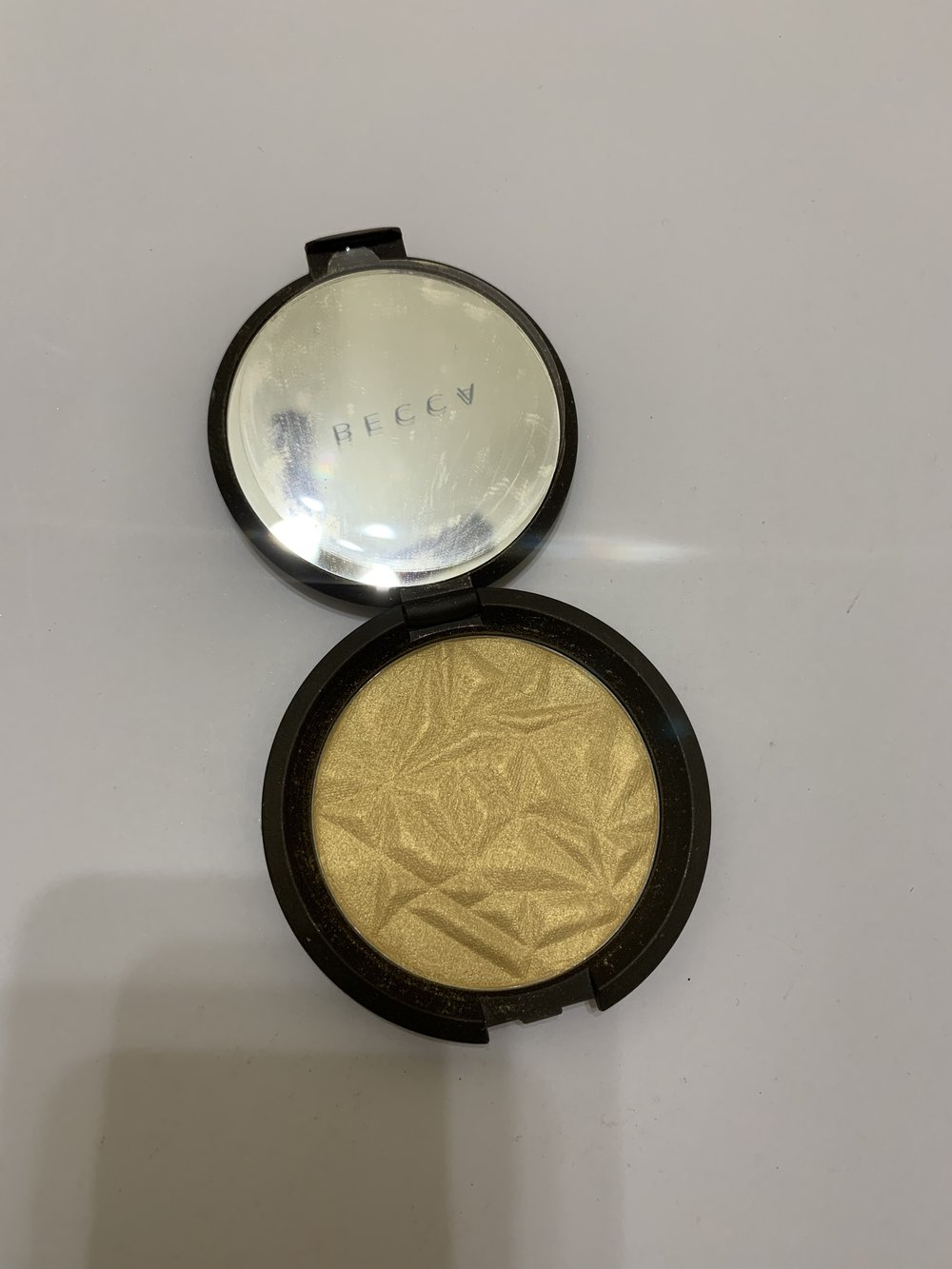 Becca Champagne Gold-gently used-$15