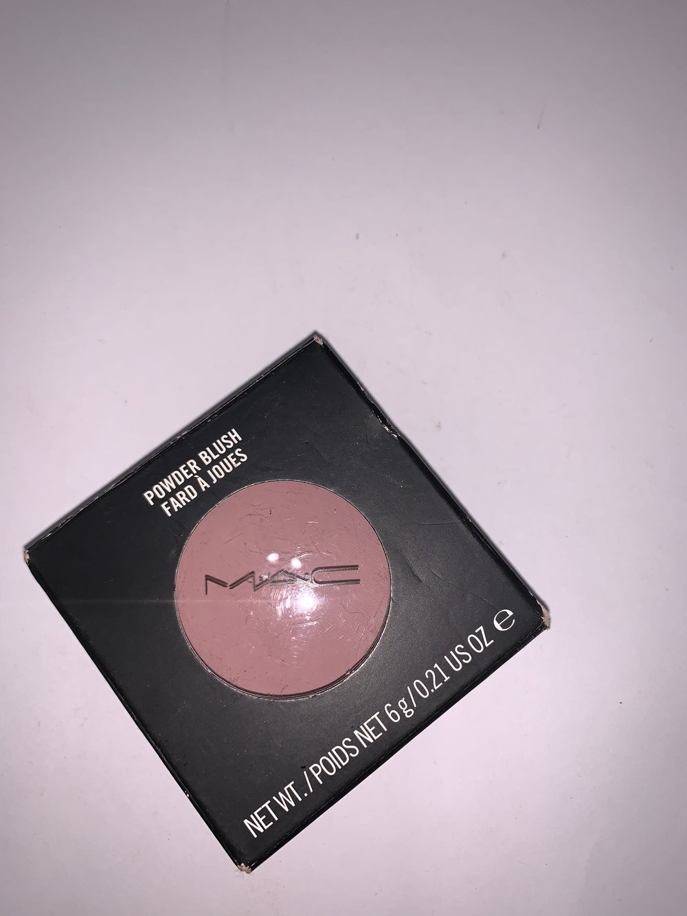 MAC Pink crush blush-$8