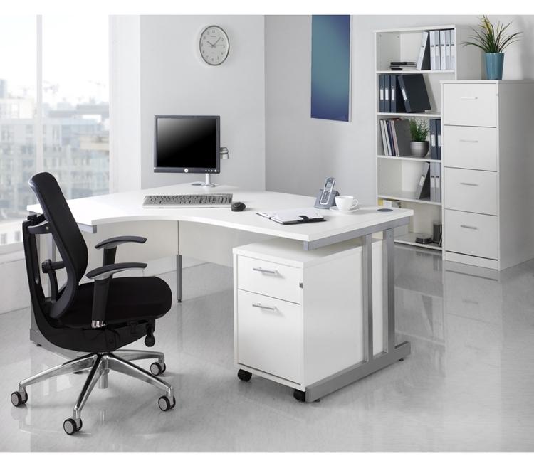 White+Ergonomic+Desk+(1600mm)+++Pedestal+(2).jpg