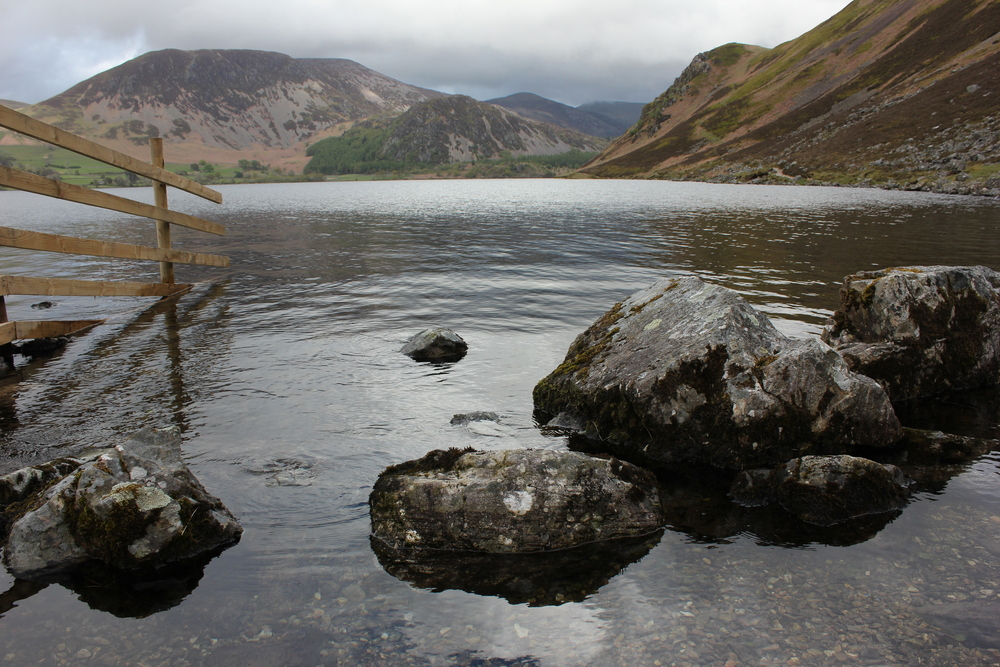 Ennerdale Lake, Photo credit,  Laurie Crayston