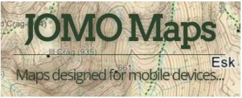 JOMO Solutions is currently developing a series of mapping applications aimed at mobile devices. The current product range features Great British National Parks map data sourced from Ordnance Survey and styled optimally by our cartography specialists for Apple mobile devices (iPhone/iPad/iPod).
