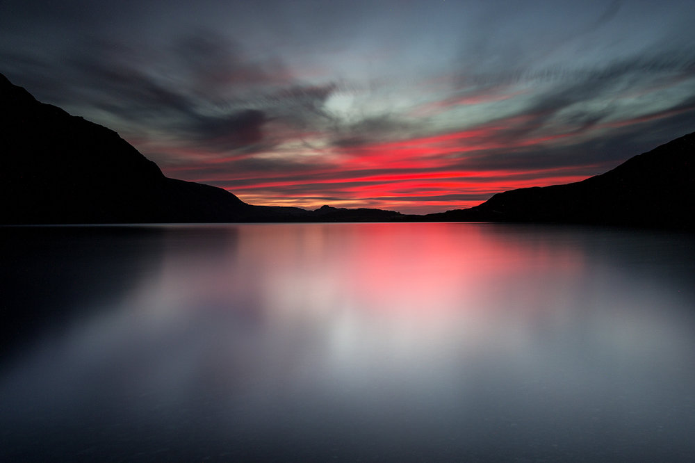 Ian Purves - Wastwater Sunset  @photography_by_ian_p