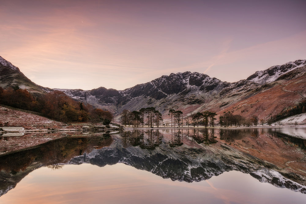 Simon Saunders - Buttermere Sunrise  @northernskylinephotography