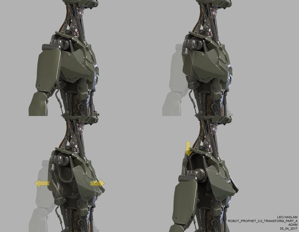 Arm Transformation part 1