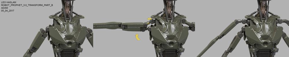 Arm Transformation part 2