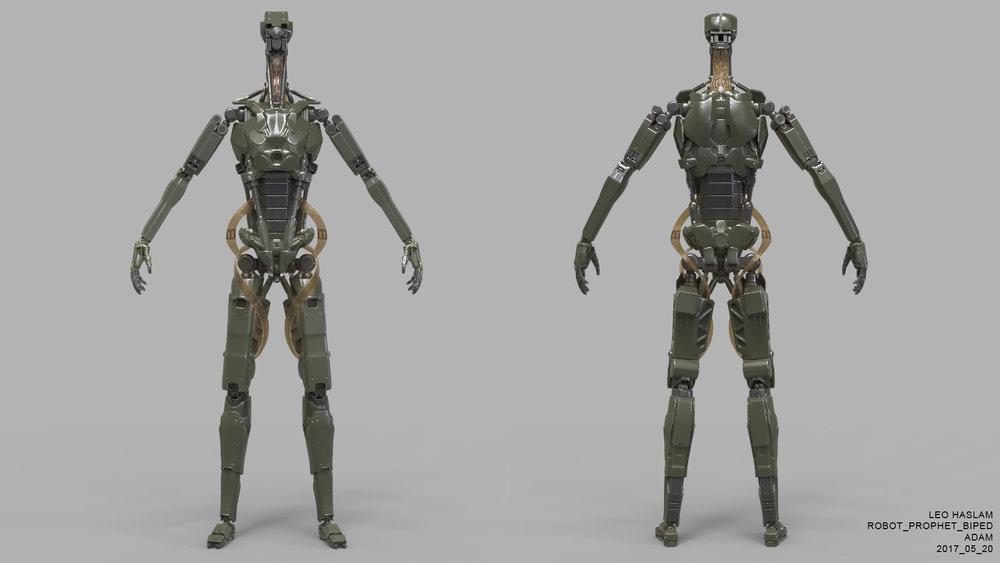 Robot Prophet (Alt Head) Normal Mode