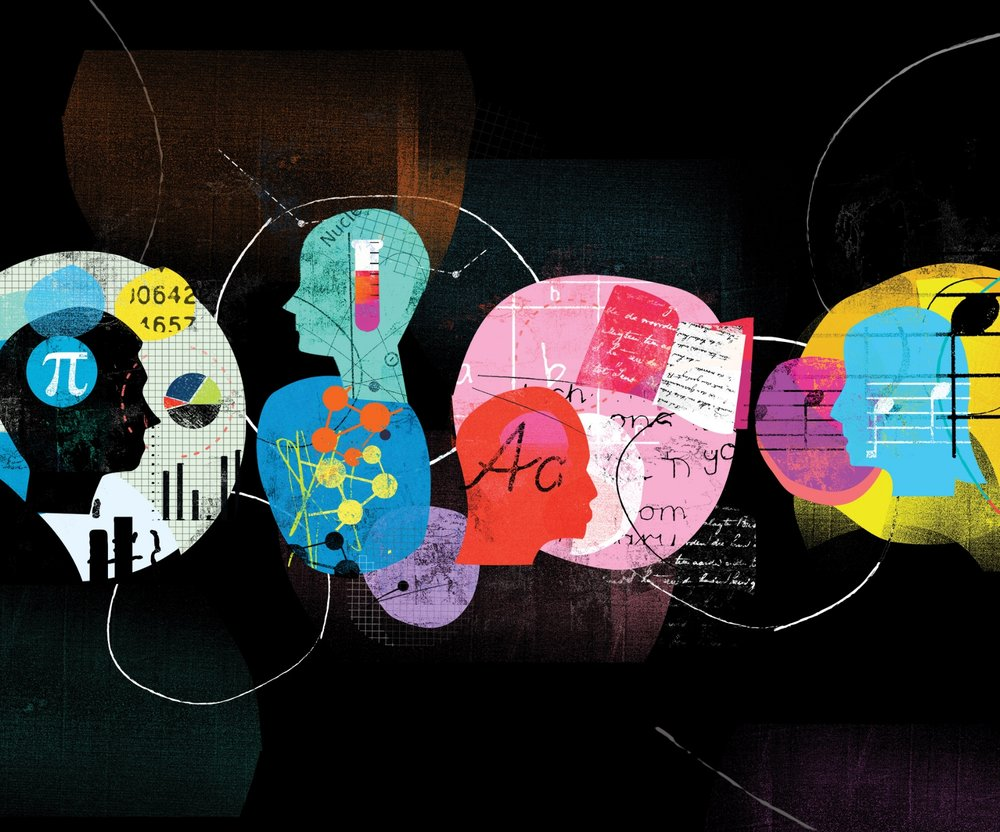 Storing Information In Other People's Heads (NPR)