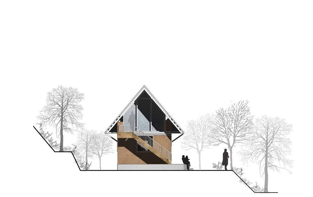 Conceptual |Side Elevation