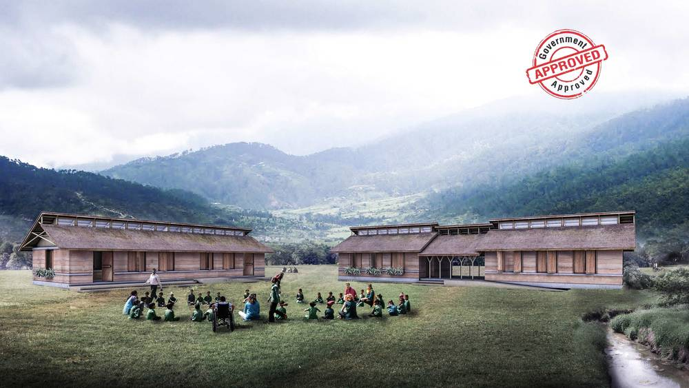 Open Source Design   Permanent School Design    Read More  Building modern structure with Earth and Bamboo