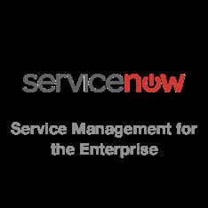 Service Management for the Enterprise