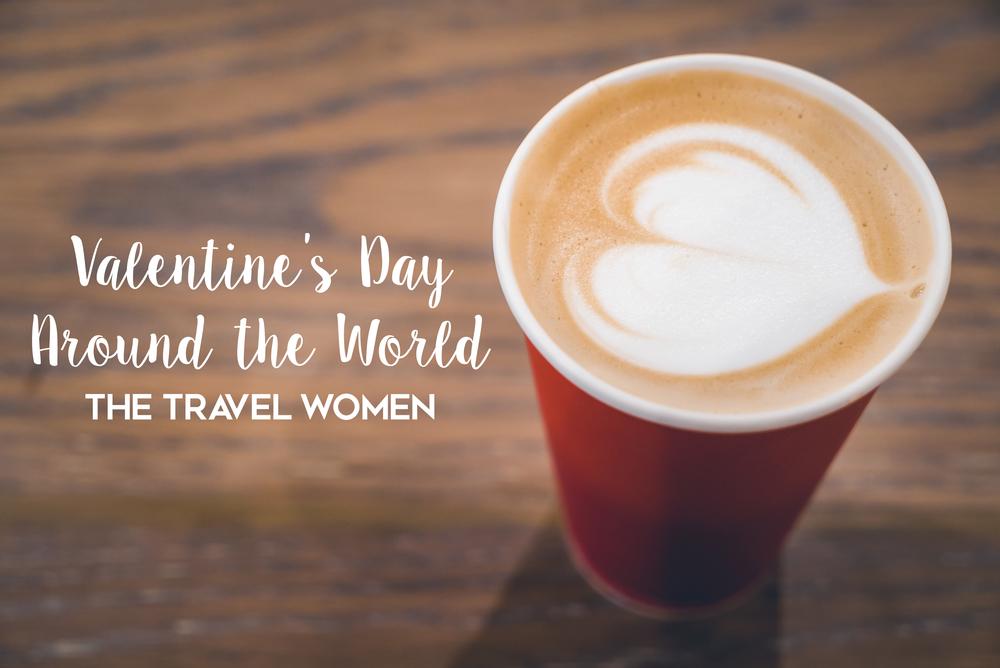 Celbrating Valentines Day Around the World