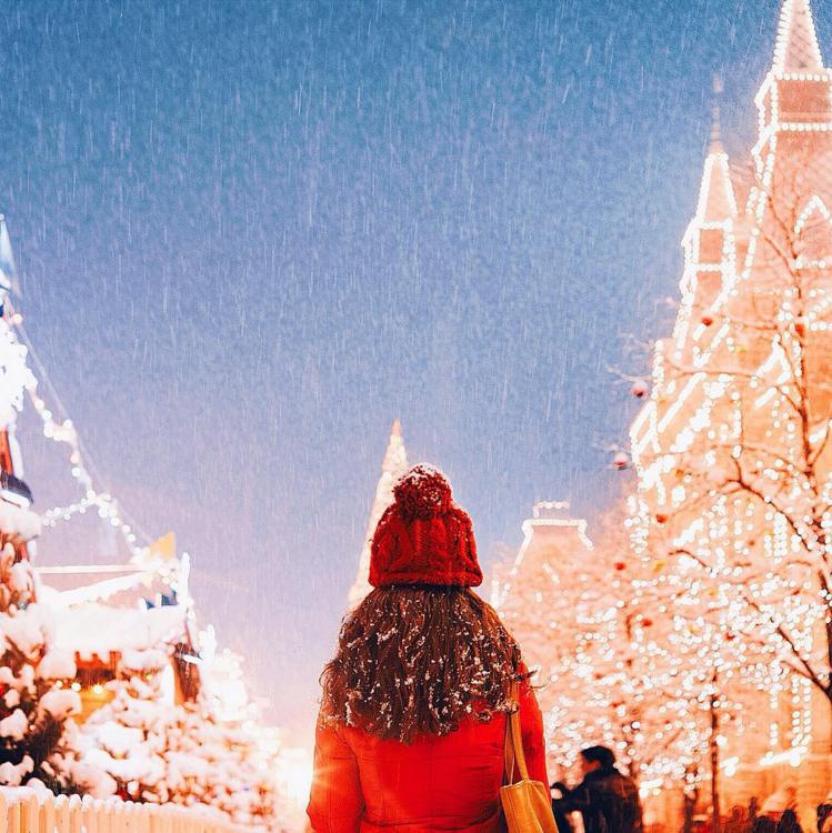 4. Moscow: Red Square @hobopeeba