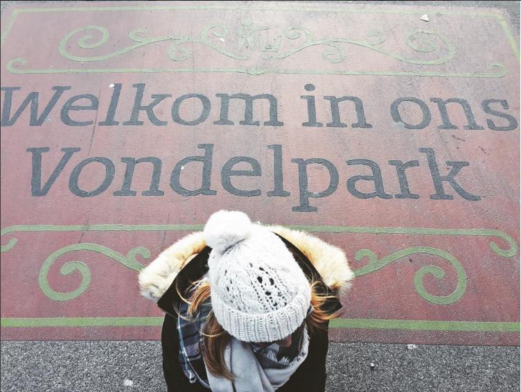 8. Amsterdam: Vondelpark @mag_amiudadossaltosaltos