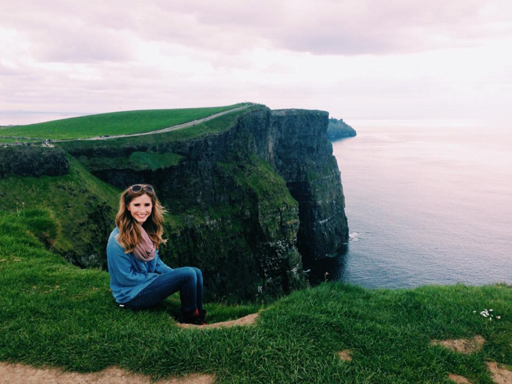 21. @twinventures at the Cliffs of Moher in Galway