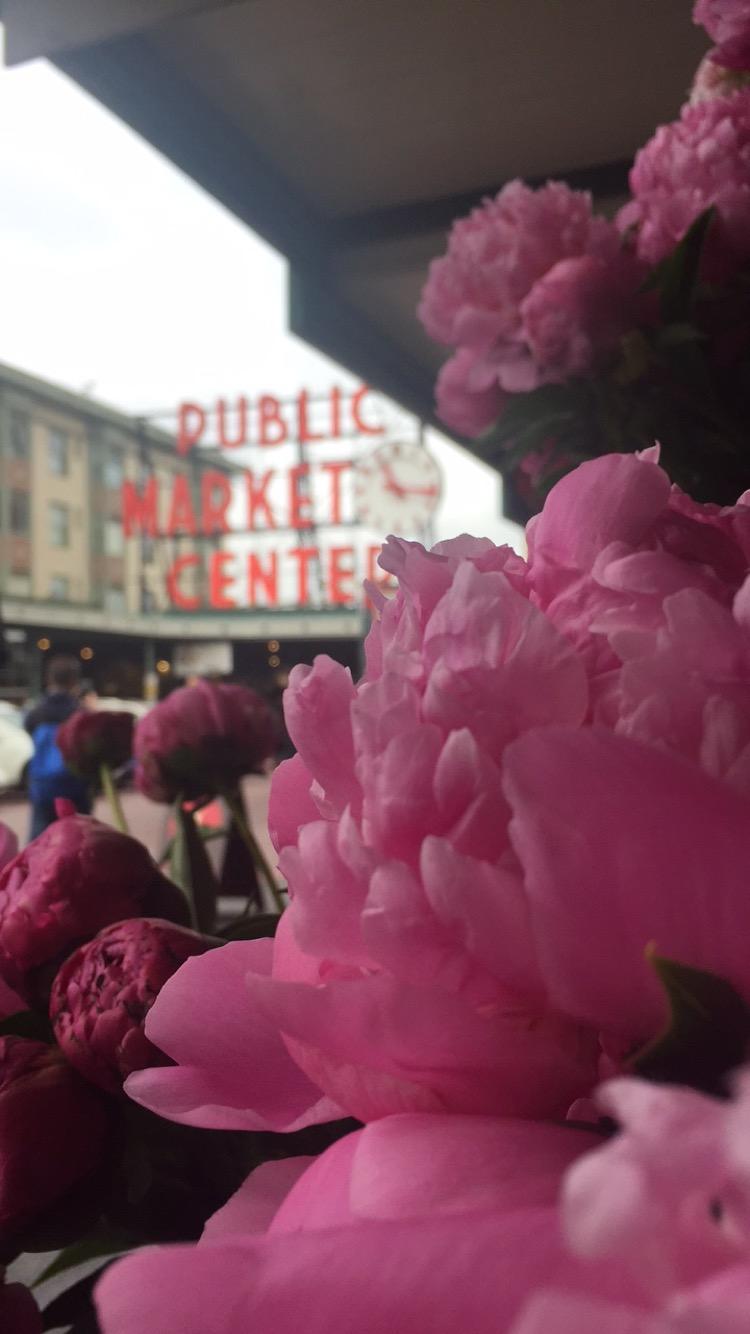 Pike's Place Market @JennifersCamaera @igers_seattle