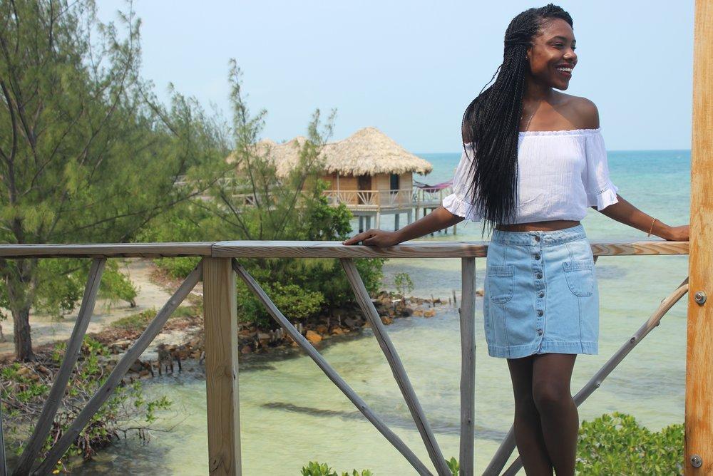 Shea Powell The Travel Women Ambassador Jamaica