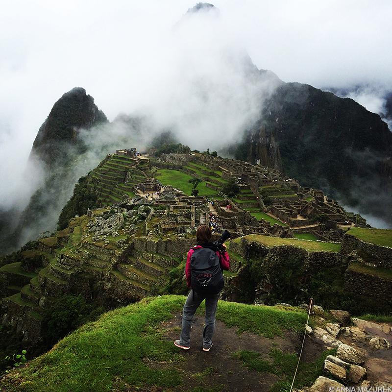Anna Mazurek Peru Machu Picchu things you should always pack
