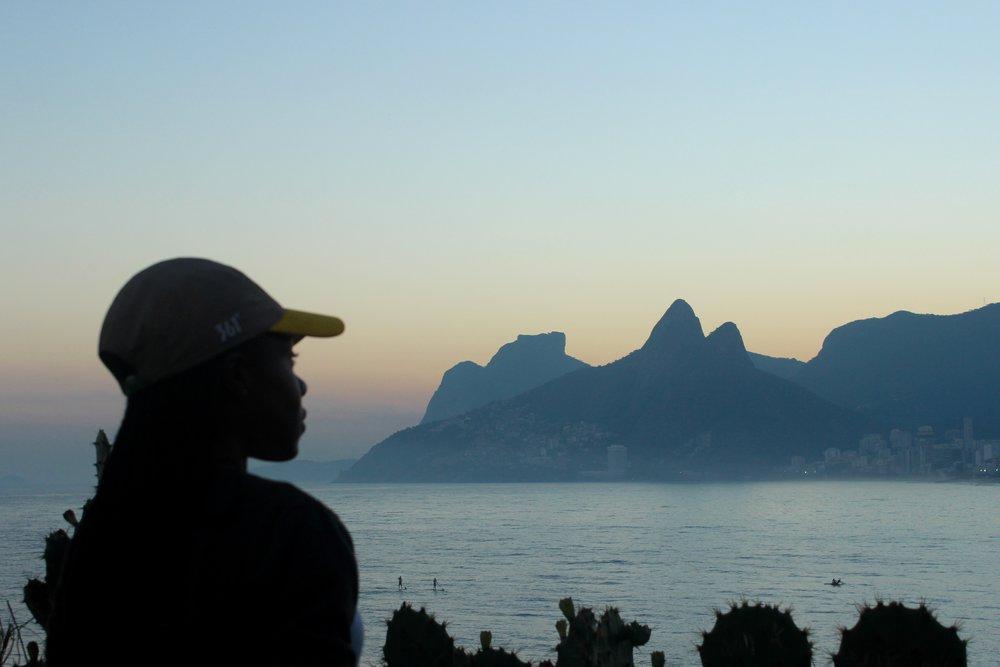Shea Powell Rio de Janeiro, Brazil Olympics Volunteer Tokyo The Travel Women