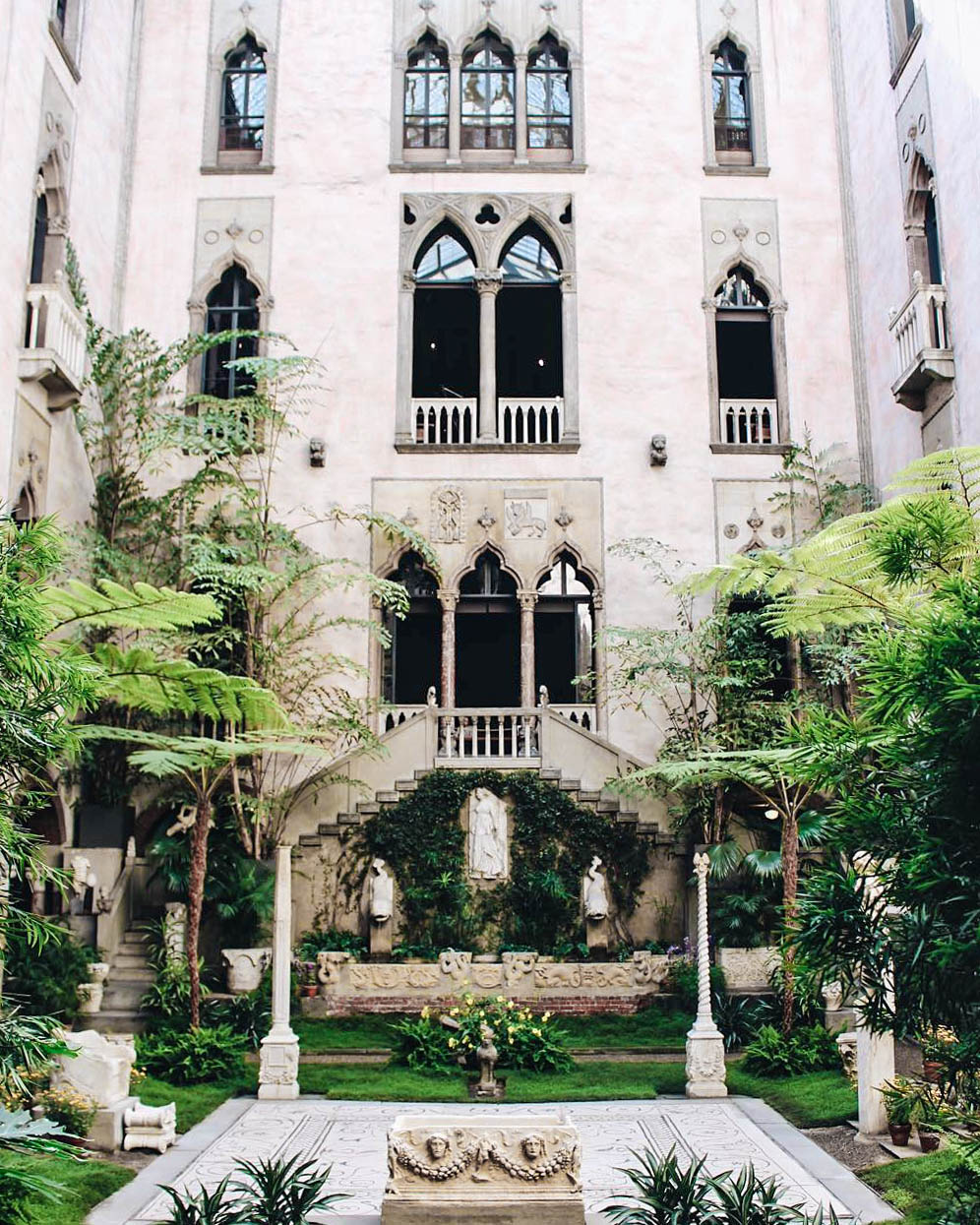 Top reasons to visit Boston and things to see Isabella Stewart Gardner Museum